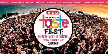 Taste Mega Fest 2019 - San Antonio, Tx tickets