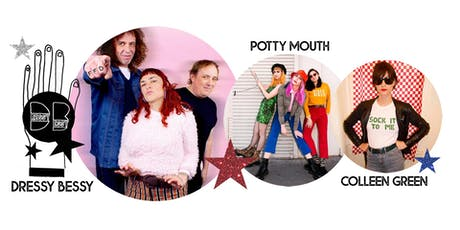 Dressy Bessy w/ Potty Mouth & Colleen Green @ The Vera Project tickets
