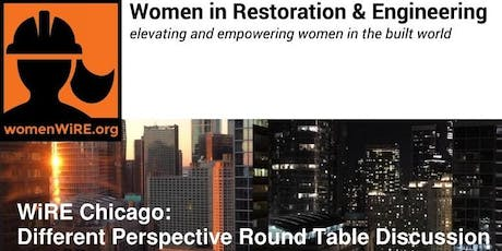 WiRE Chicago - Different Perspective Round Table Discussion tickets