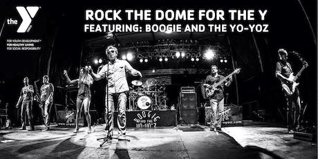Rock the Dome for the Y tickets