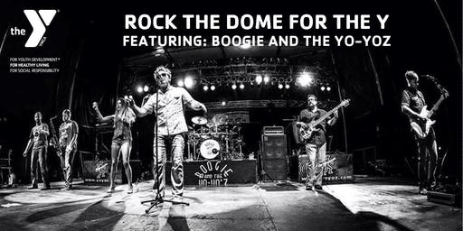Rock the Dome for the Y