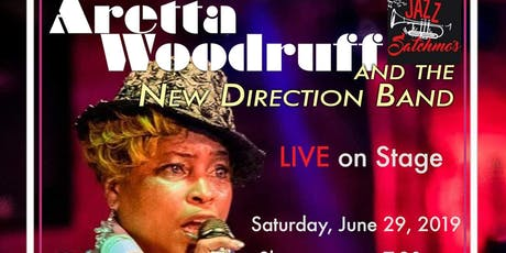 Aretta Woodruff & The New Direction Band LIVE! tickets