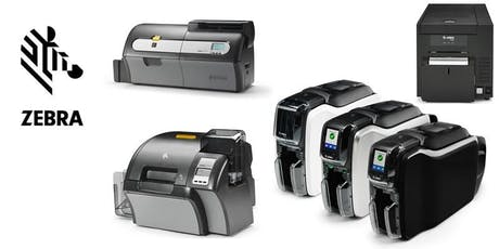 Zebra Card Printer Portfolio Workshop & Update tickets