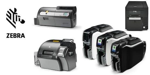 Zebra Card Printer Portfolio Workshop & Update