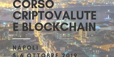 Corso criptovalute e blockchain NAPOLI
