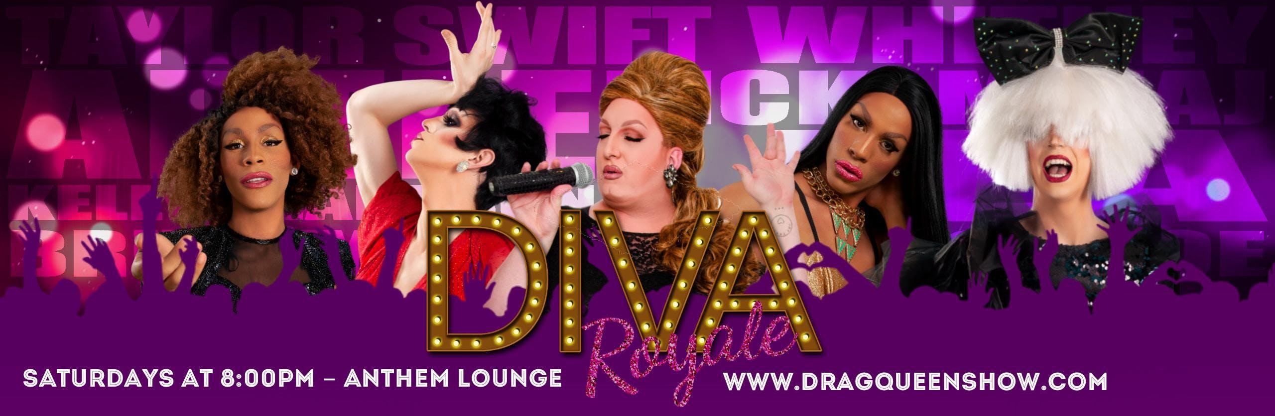 Diva Royale - Drag Queen Show Tropicana Atlantic City