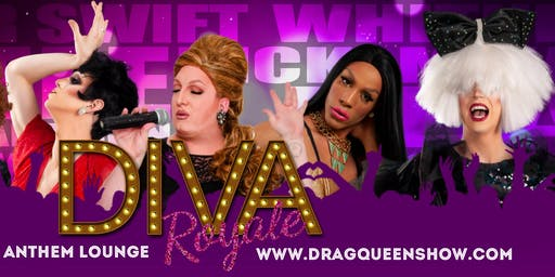 Diva Royale - Drag Queen Show Tropicana Atlantic City