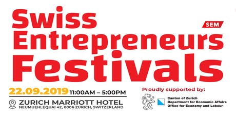 Swiss Entrepreneurs Festivals-by SEM Tickets