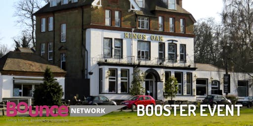 Bounce Network Booster Event