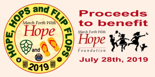 Hope, Hops and Flip Flops