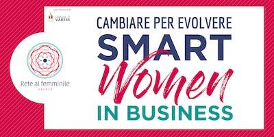 Smart Women in Business: Cambiare per Evolvere