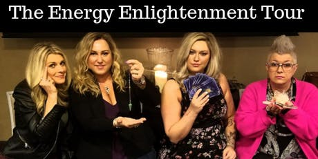 The Energy Enlightenment Tour tickets