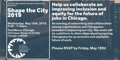 Chicago Global Shapers Community - Shape the City