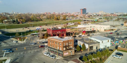 Beyond Downtown - Corktown Walking Tour