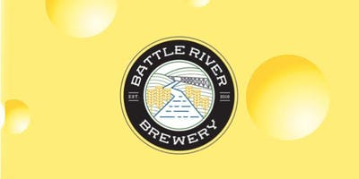 Beer & Cheese Pairing @ Battle River Brewery