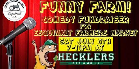 Funny Farm FUN-draiser Round 3! tickets