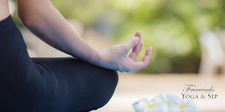 Yoga & SIP tickets
