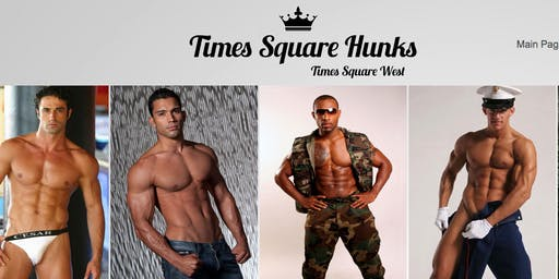 Times Square Hunks - Weekly Male Revue Show