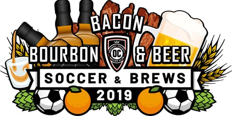 Bacon, Bourbon, Beer Fest: Soccer & Brews Event Series tickets