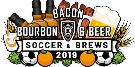 Bacon, Bourbon, Beer Fest: Soccer & Brews Event Series tickets