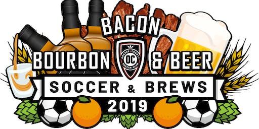 Bacon, Bourbon, Beer Fest: Soccer & Brews Event Series