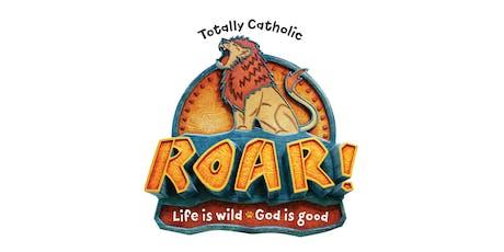 2019 Roar Vacation Bible School tickets