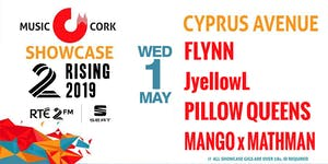 Music Cork:  Pillow Queens, JyellowL, Mango x Mathman,...