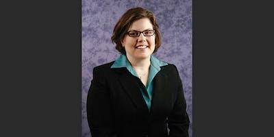 Guest Speaker: Kristi Ball, Vice President Operations, Bethesda Hospital