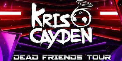 King Records Presents: Kris Cayden & Blaqout