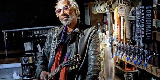 "EDDIE ""DEVIL BOY"" TURNER & TROUBLE - Top notch blues and rock guitarist!"