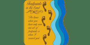 2019 Footprints in the Sand 1 Mile, 5K, 10K, 13.1,...