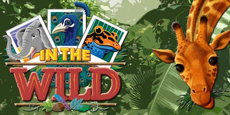 Image result for into the wild vacation bible camp
