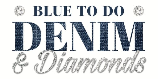 Blue To Do 2019 - Denim & Diamonds