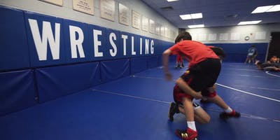 2019 Augusta Christian Lions Middle School Boys Wrestling Camp