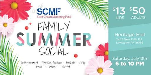 SCMF - Family Summer Social