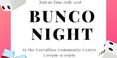 Bunco Night!