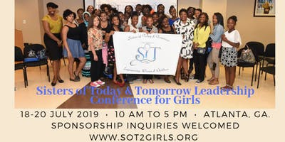"Sponsorship for ""Sisters of Today & Tomorrow Leadership Conference for Girls"""