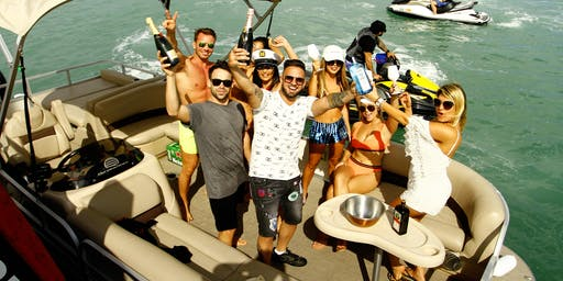 #VIP PARTY BOAT MIAMI