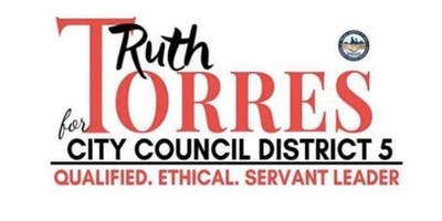 Meet and Great Ruth Torres for District 5