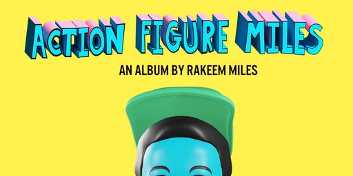 The Action Figure Miles Experience w/ Urban Outfitters