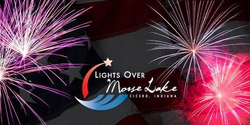 2019 Lights Over Morse Lake Festival