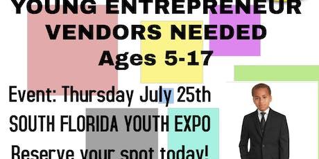 South Florida Youth Expo Vendor  tickets