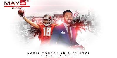 Louis Murphy Jr and Friends Presents Unity Pool Party - Saint Petersbu