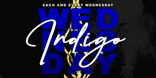 Indigo Wednesdays - Hookaholixx Miami