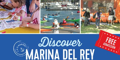 Discover Marina del Rey tickets