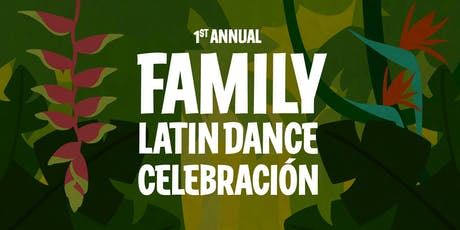 Kallpachay's 1st Annual Family Latin Dance Celebración tickets