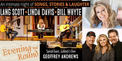 An Evening in the Round with Linda Davis, Lang Scott and Special guests