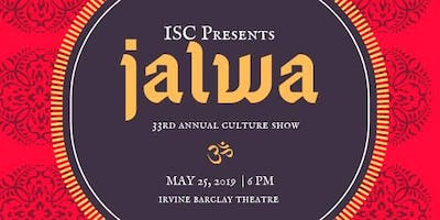 ISC 33rd Annual Culture Show: JALWA