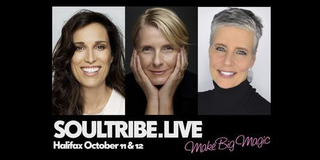Soul Tribe Live: Make Big Magic  tickets