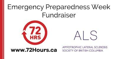 72HOURS  Emergency Preparedness Week Fundraiser